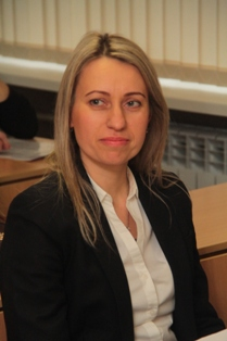 Бухаріна Людмила Михайлівна