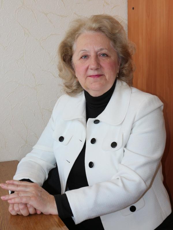 Пахомова Тетяна Олександрівна