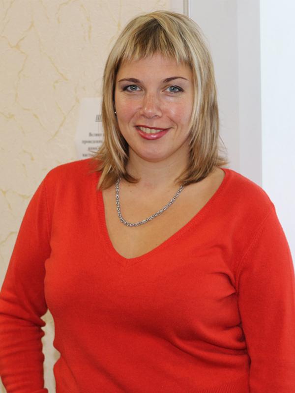Андрєєва Ірина Олександрівна