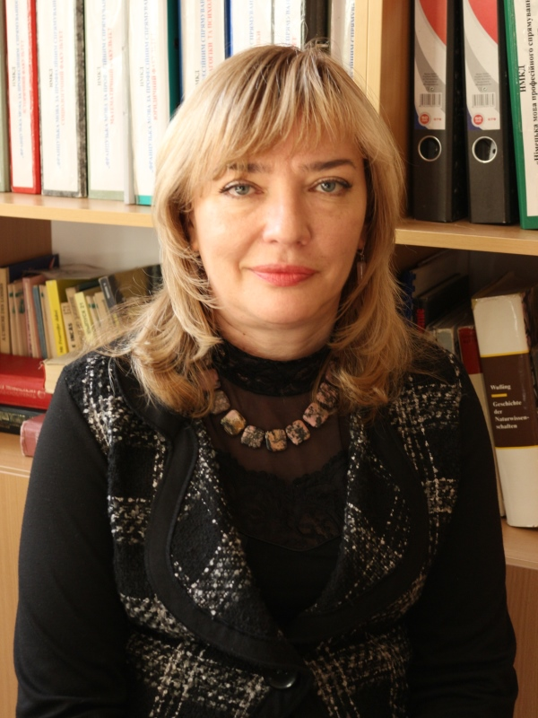 Александрова Олена Федорівна