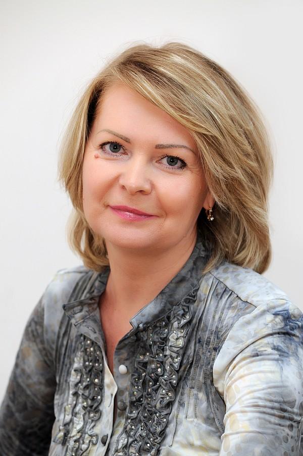 Богдановська Надія Василівна