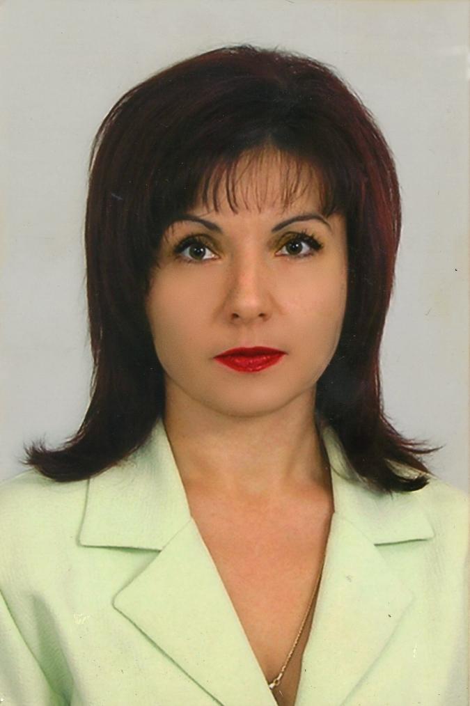 Bilozub Lyudmila Mykolayivna