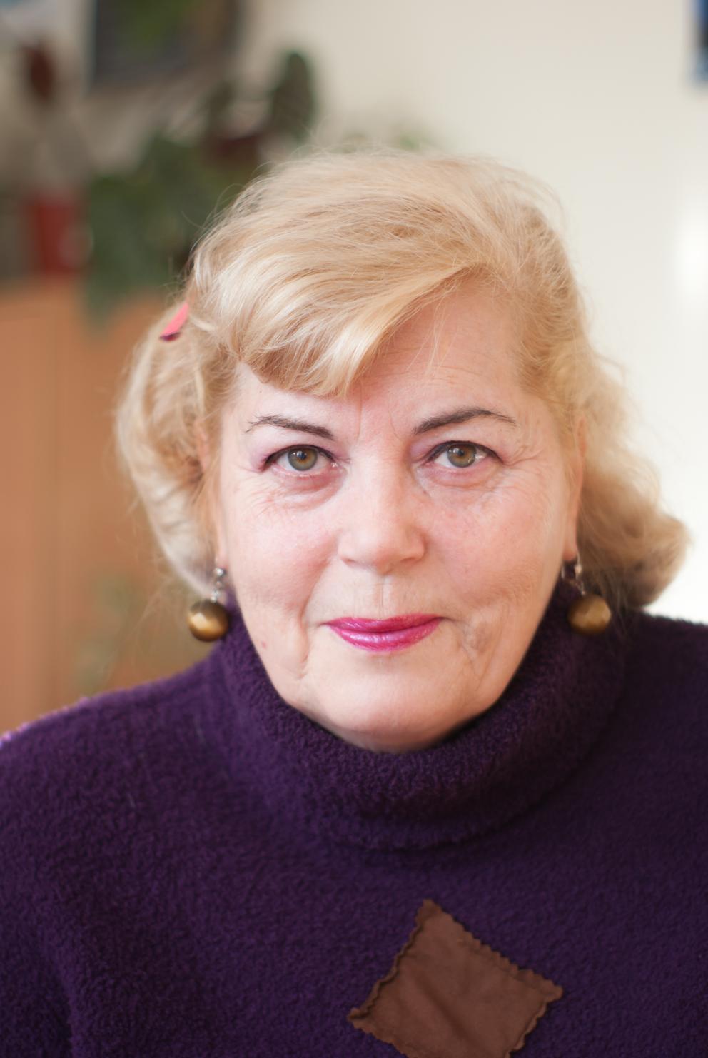 Chernenko Tetiana Fedorivna