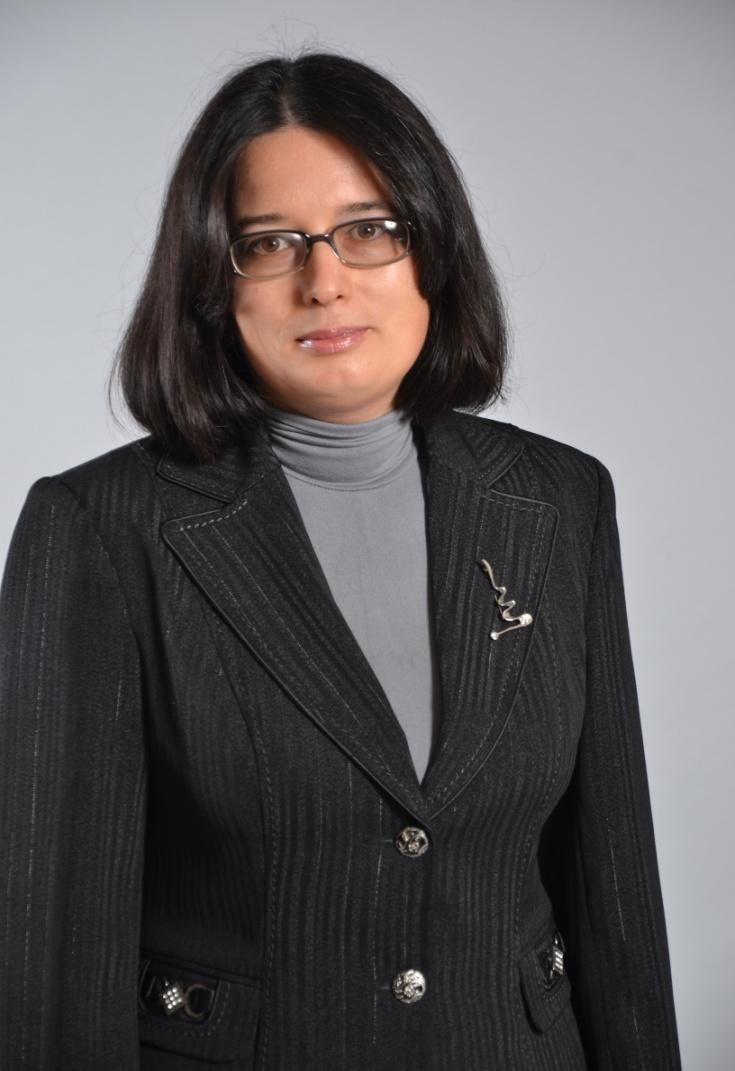 Приступа Ірина Володимирівна