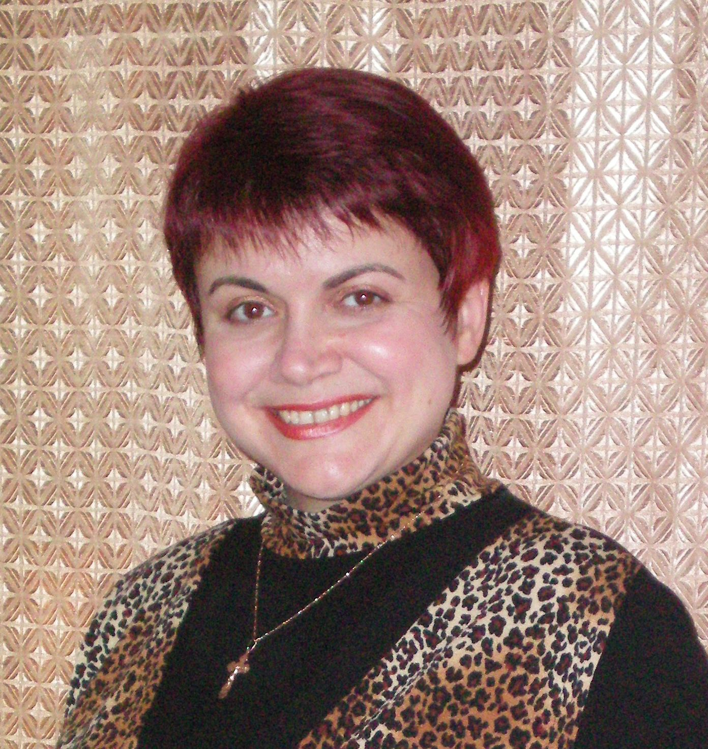 Абрамова Інна Георгіївна
