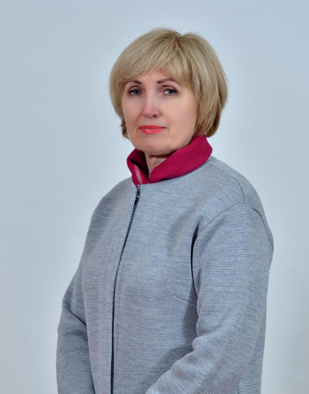Капітаненко Наталія Петрівна