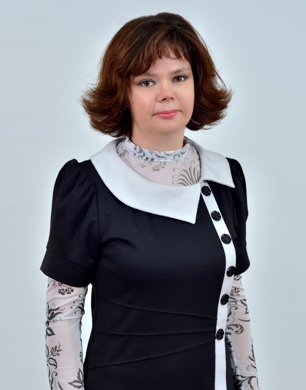 Венгер Ольга Миколаївна