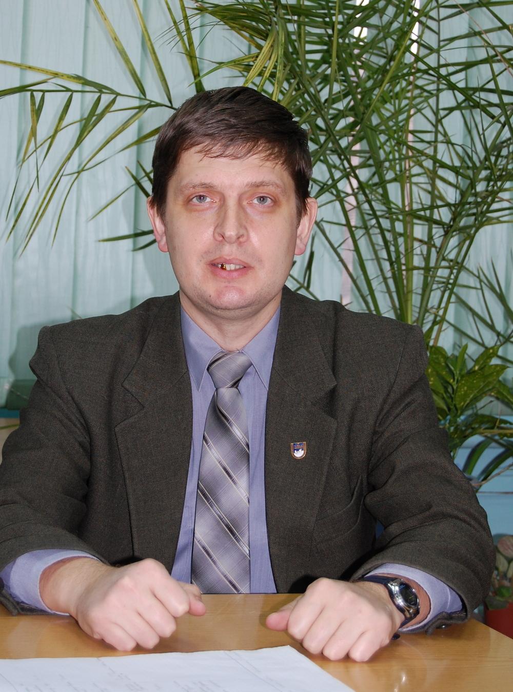 Алексієвський Дмитро Геннадійович
