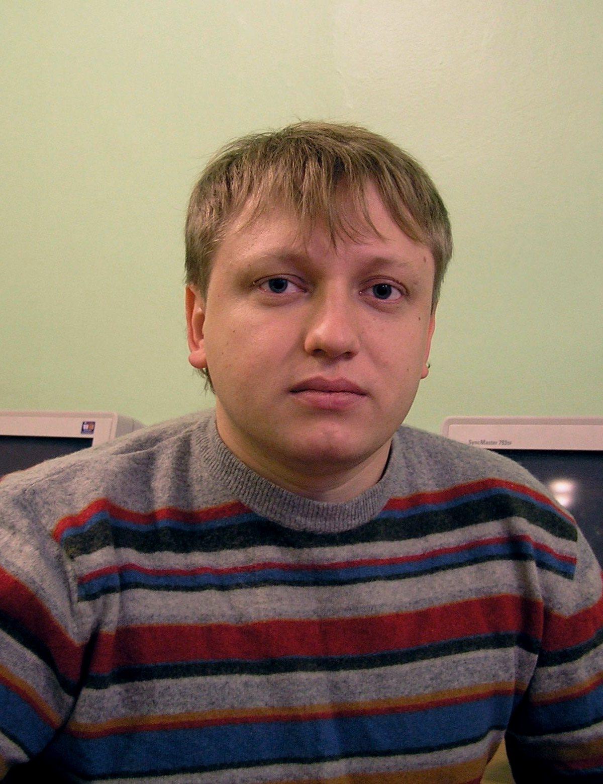 Востоцький Сергій Миколайович