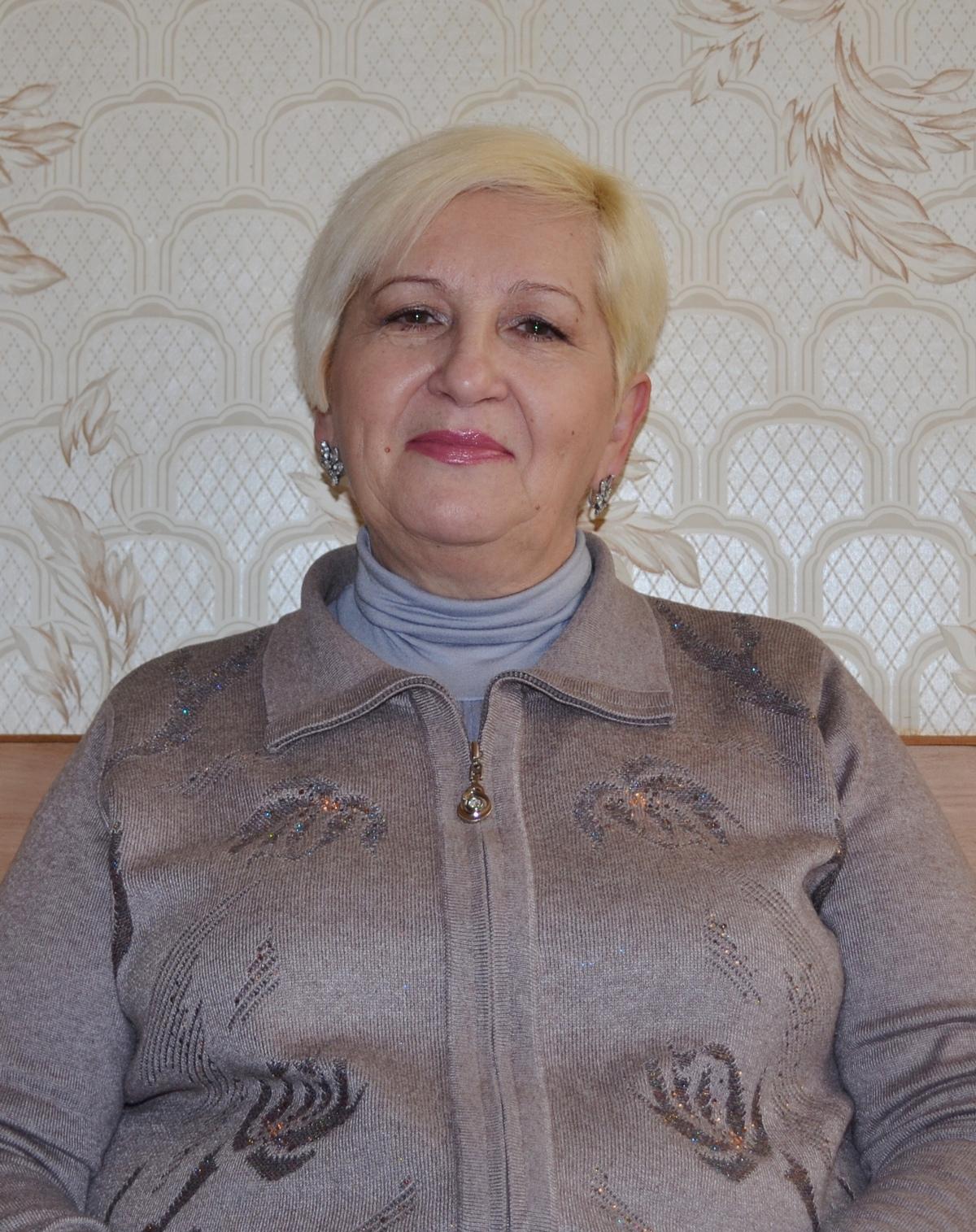 Полікарпова Лілія Вікторівна