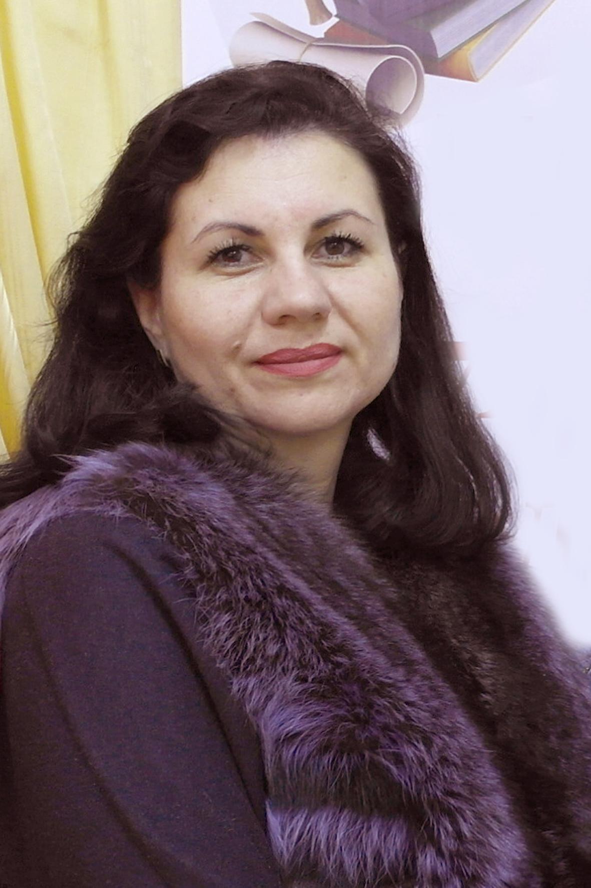 Гамова Оксана Вікторівна