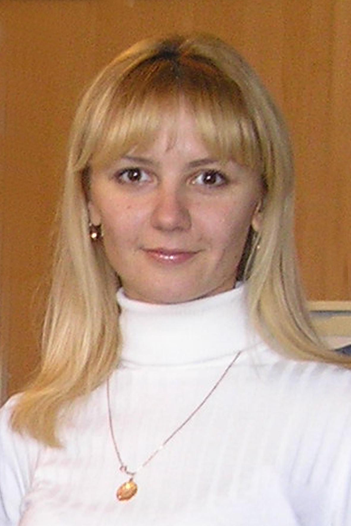 Чакалова Наталія Сергіївна