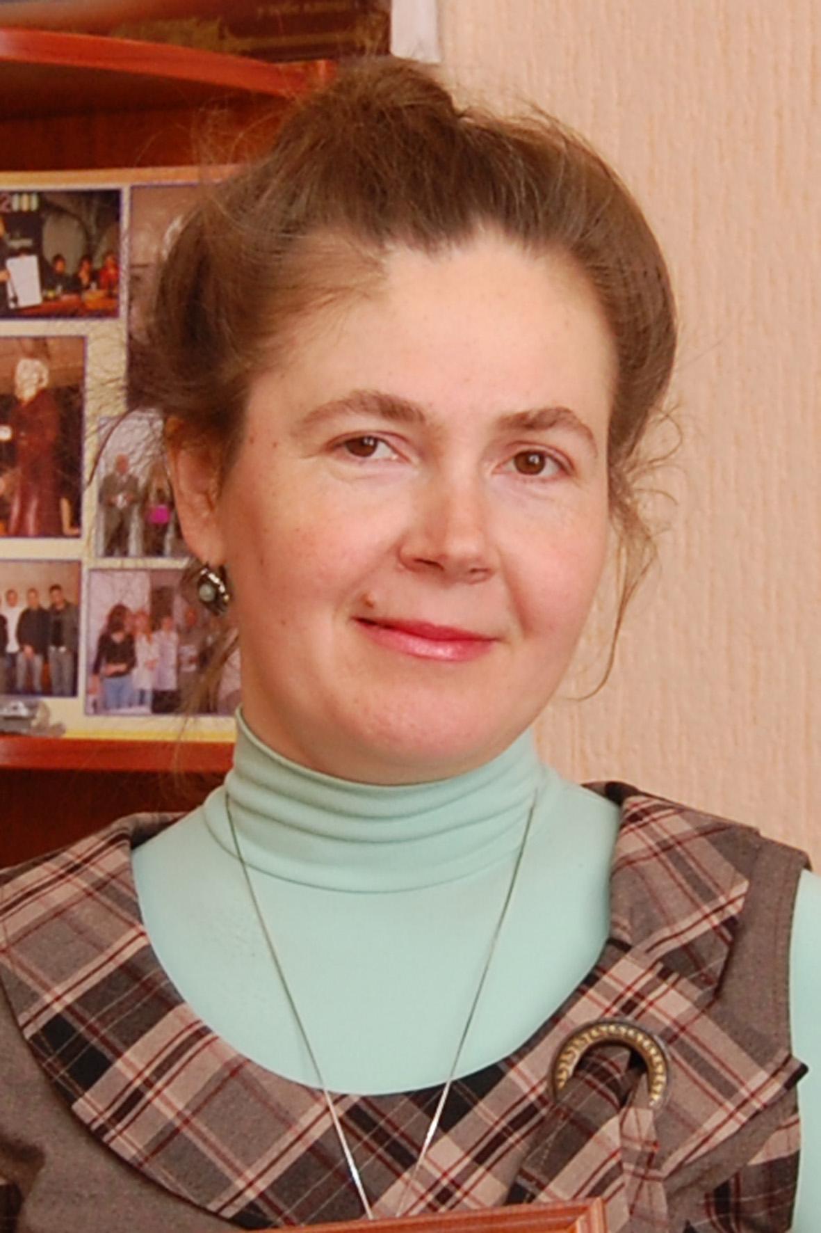 Нестеренко Тетяна Миколаївна