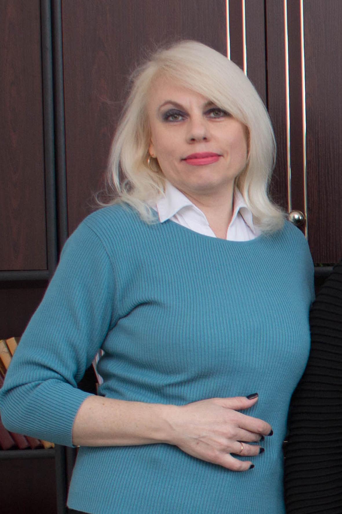 Білоус  Наталія Олександрівна