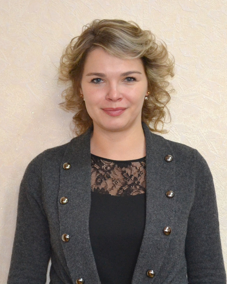 Бондаренко Юлія Володимирівна