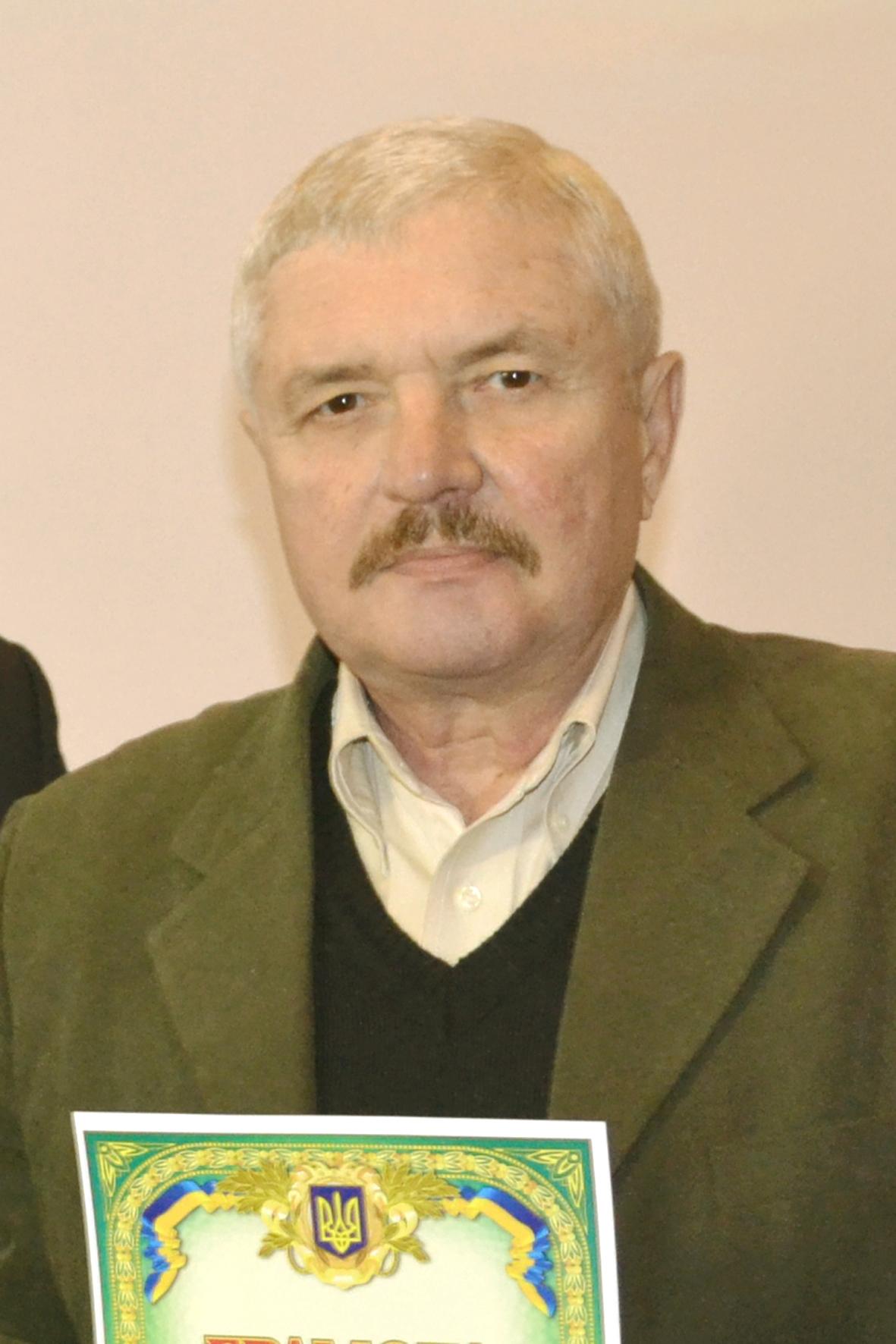 Довгаль Володимир Володимирович