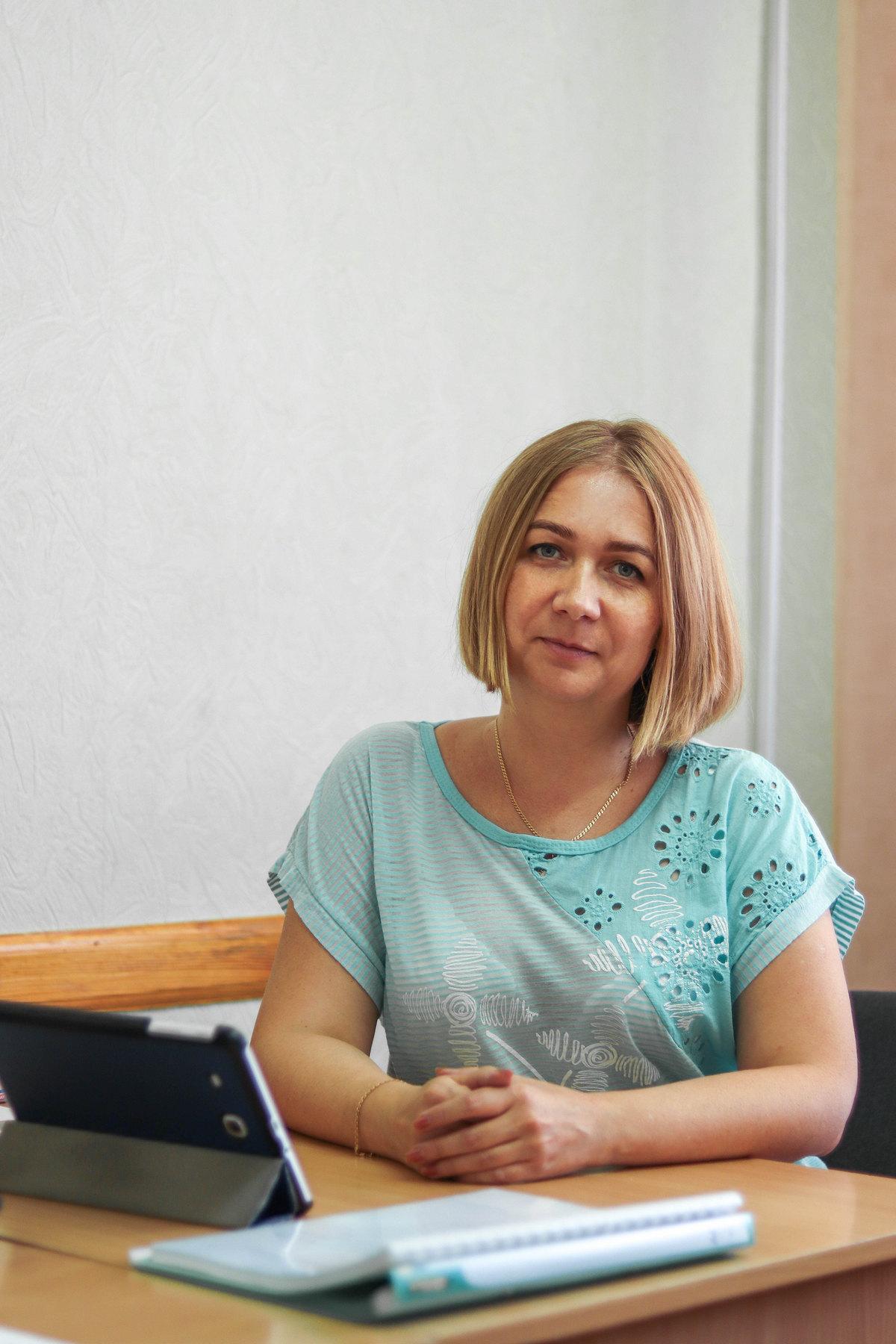 Маловічко Олена Владиславівна