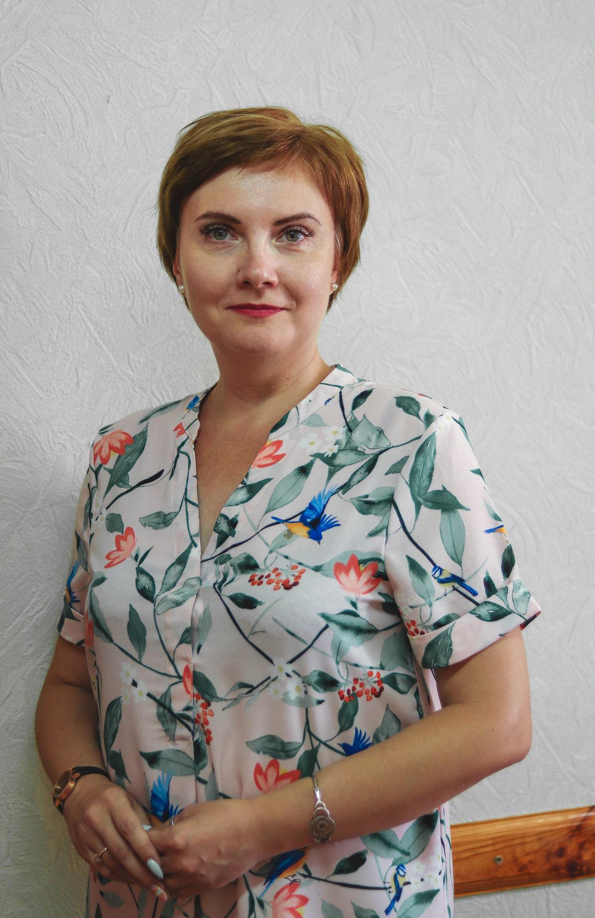 Заїка Олена Вікторівна