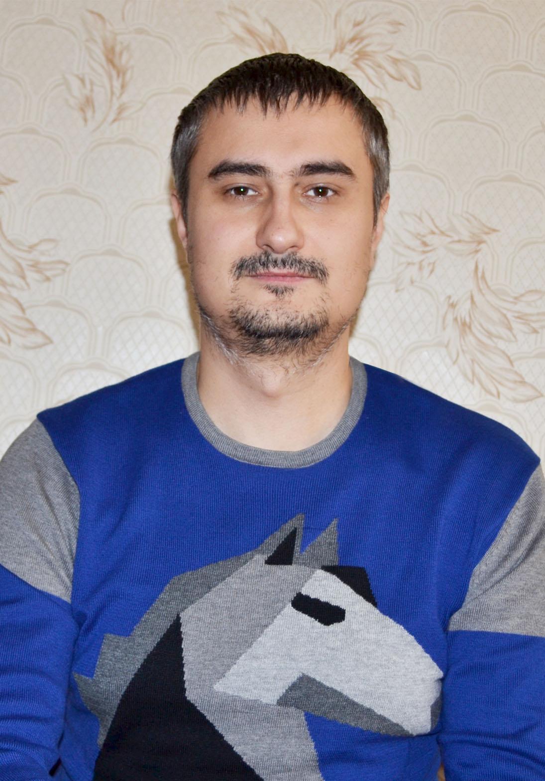 Гребенюк Ігор Володимирович