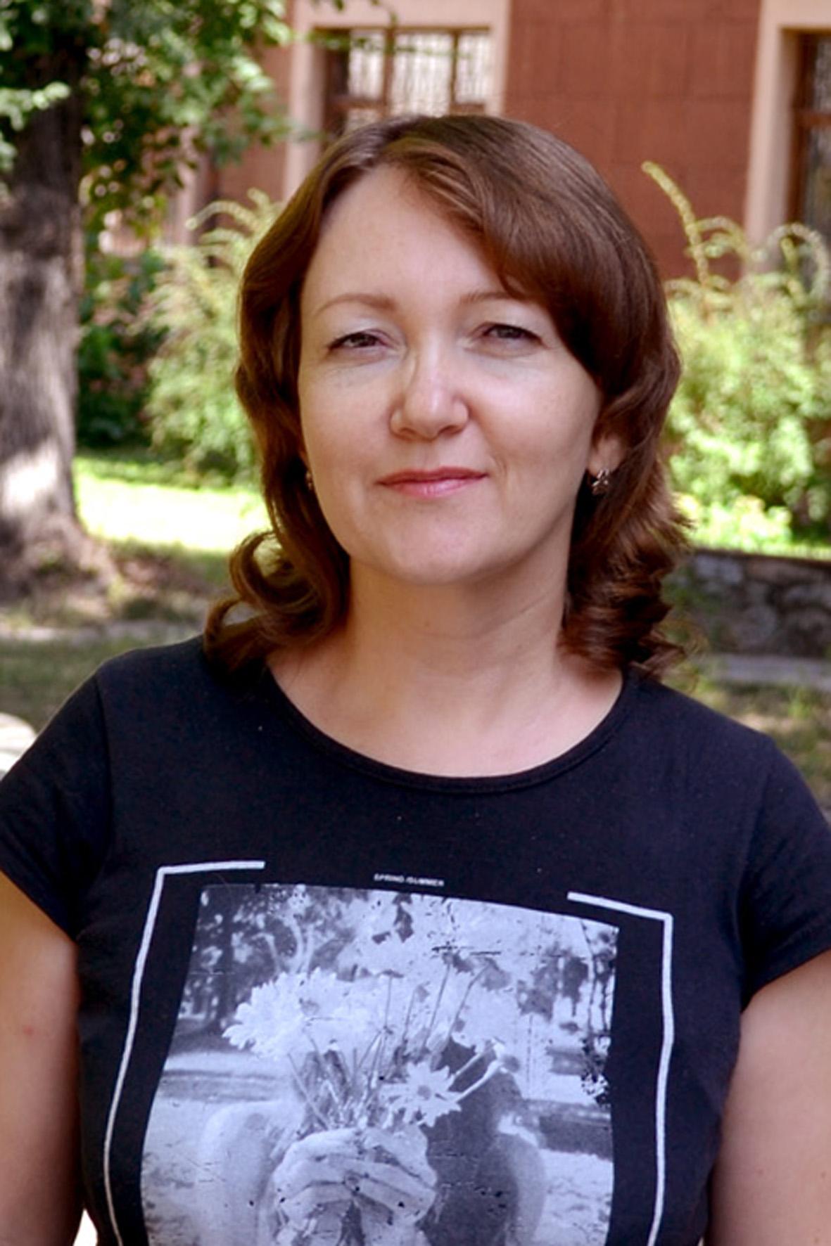 Панова Віра Олегівна