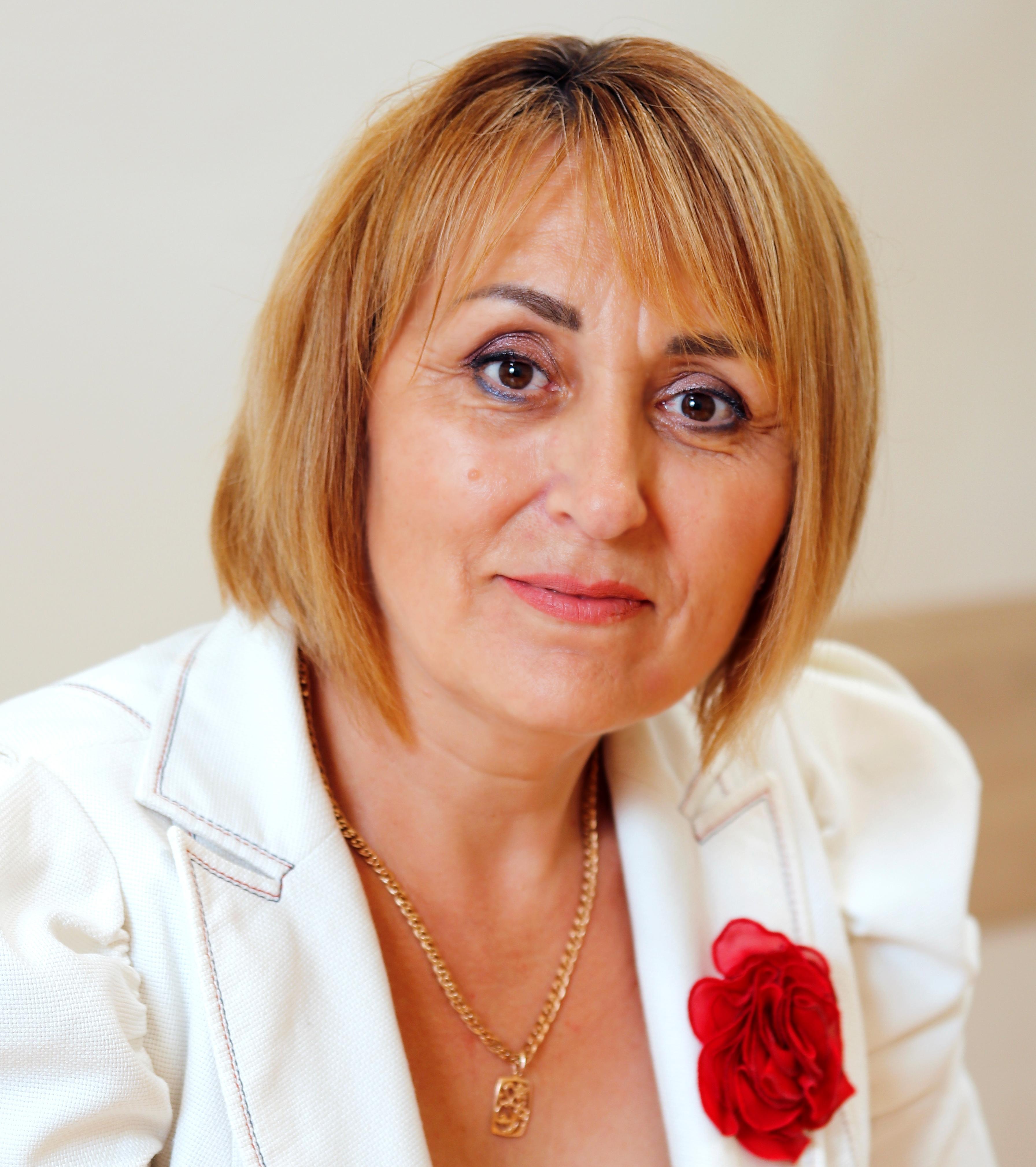 Меняйло Вікторія Іванівна