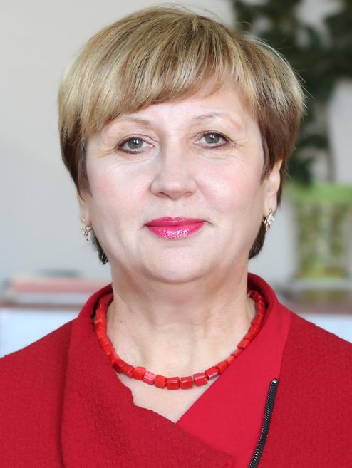 Андросова Олена Федорівна