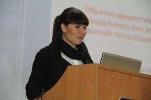 "At the Faculty of Foreign Languages ""Christmas Readings"" gathered young researchers of topical issues of modern linguistics"