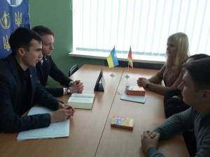 Law students discussed peculiarities of German legislative bodies