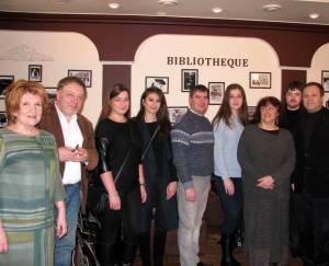 "ZNU representatives took part in discussion of the annual International project of the French Embassy ""Night of Ideas"""