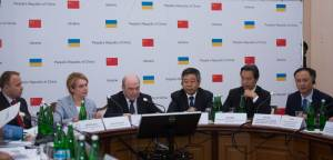 Representatives of ZNU took part in Ukrainian-Chinese Forum of Rectors