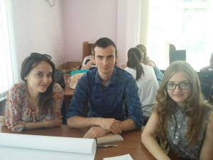 "Students of Faculty of Law joined training of British Council ""Active Citizens"""