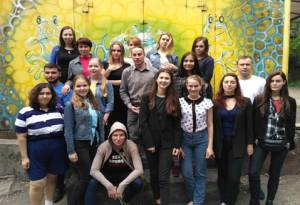 ZNU students took part in trainings for journalists on gender issues
