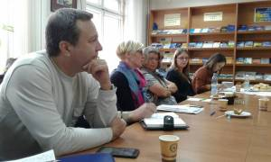 Representatives of Viadrina European University summed up the working visit to ZNU