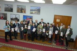 Representatives of ZNU are among the winners of the regional competition for gifted youth in science