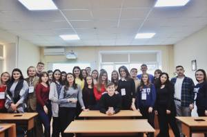 ZNU became the first institution of higher education in which was presented a game of building a student community with the support of the British Council in Ukraine