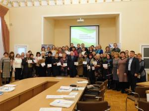 Representatives of institutions of secondary education of the city considered in ZNU topical issues of the development of the educational process of the Zaporizhzhia region in the context of European integration