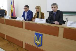 Deputy Minister of Justice of Ukraine Svitlana Hlushchenko met with future lawyers of ZNU