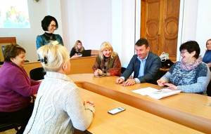 The All-Ukrainian Student Olympiad in Pedagogy and Psychology took place at the Faculty of Social Pedagogy and Psychology