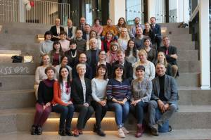 Teachers of the Faculty of Journalism exchanges experience with colleagues in Sweden