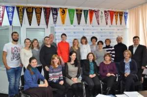Representatives of ZNU take part in the training of Academic Integrity Project