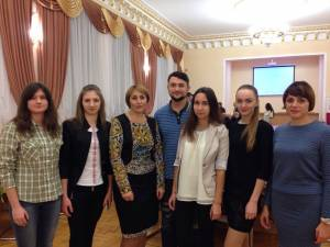 For the first time Startup Battle was held at ZNU