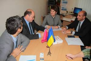 Representatives of the French Embassy in Ukraine are interested in cooperation with ZNU