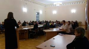 Students of Faculty of Biology found out peculiarities of international internships
