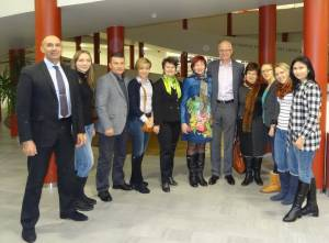 Concrete steps are planned at ZNU for international project implementation of a new multilingual education model
