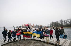 "Student of Economics and Law College visited Lithuania in the framework of the program ""Erasmus+"""