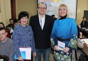 Academics of the Faculty of Economics participate in the International Ukrainian-Polish Symposium