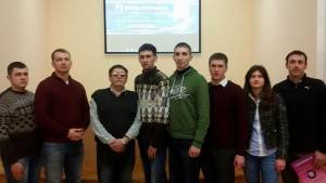 "For the second time ""Startup Battle"" was held in ZNU"