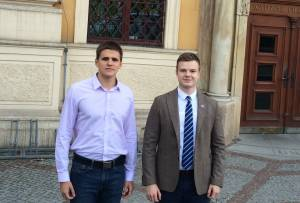 Future lawyers have successfully completed training at University of Wroclaw