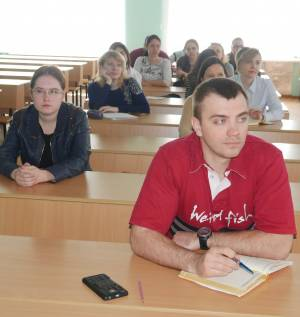 ZNU students found out about the features of the Fulbright Program
