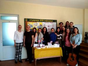 The Faculty of Foreign Philology held the Day of English Language and Culture